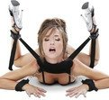 Поддержка для сексуальных поз Position Master with Cuffs - Секс шоп Мир Оргазма