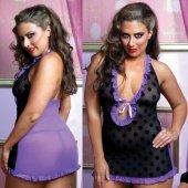 Платье в контрастном цвет - Секс шоп Мир Оргазма