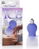 Вибрирующая фиолетовая льдинка ice chil - Секс шоп Мир Оргазма