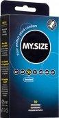 Презервативы my. size размер 53 (ширина 53mm) - Секс шоп Мир Оргазма