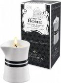 Petits Joujoux Rome Аромат Грейпфтрут и бергамот, массажное масло в виде свечи. - Секс шоп Мир Оргазма