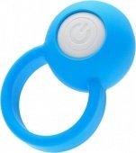 Виброкольцо на пенис Ring Orb голубое 50см - Секс шоп Мир Оргазма
