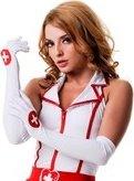 Перчатки медсестры (One Size) - Всероссийский ОнЛайн секс шоп - Секс Заказ .Ру. Интернет магазин Секс товаров. Только у нас отличный выбор товаров для секса по самым низким ценам и быстрой доставкой по России!</