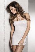 Сексуальное белое платье с открытой спиной beltis whit - Секс шоп Мир Оргазма