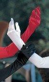 Перчатки (красные - Секс шоп Мир Оргазма