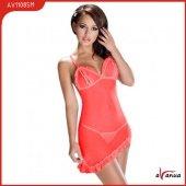 Платье Sheela Red, красно - Секс шоп Мир Оргазма