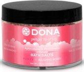 Соль для ванны dona bath salt flirty aroma: blushing berry - Секс шоп Мир Оргазма