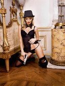 Мини-платье Mafia - Секс шоп Мир Оргазма
