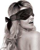 Атласная маска на глаза Satin Blindfol - Секс шоп Мир Оргазма