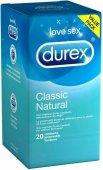 Durex classic natural 3 x 24 pcs - Секс шоп Мир Оргазма