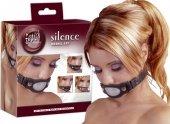 Кляп с четырьмя сменными заглушками для рта Silence Knebel Se - Секс шоп Мир Оргазма