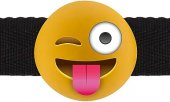 Кляп Wink Emoji SH-SLI159- - Секс шоп Мир Оргазма
