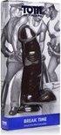 Фаллоимитатор Break Time, 26 см - Tom of Finland, цвет Мулат 25 см, длина до мошонки 22 см, max диаметр 6 см - Секс шоп Мир Оргазма