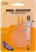 Гелевые подушечки под пятку с массажным эффектом heel cushion gess-00 - Секс шоп Мир Оргазма