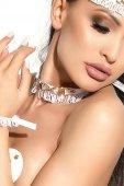 Чокер Me Seduce Queen of hearts Arabesque белый-OS - Всероссийский ОнЛайн секс шоп - Секс Заказ .Ру. Интернет магазин Секс товаров. Только у нас отличный выбор товаров для секса по самым низким ценам и быстрой доставкой по России!</