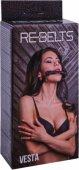 Кляп-трензель Vesta Black rebelts - Всероссийский ОнЛайн секс шоп - Секс Заказ .Ру. Интернет магазин Секс товаров. Только у нас отличный выбор товаров для секса по самым низким ценам и быстрой доставкой по России!</