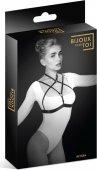 Bijoux Pour Toi Фиксация: упряжь на грудь Алисса Harnais de poitrine elastique Alyssa - Секс шоп Мир Оргазма