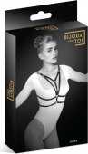 Bijoux Pour Toi Фиксация: упряжь на грудь Лора Harnais de poitrine elastique Laura - Секс шоп Мир Оргазма