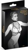 Bijoux Pour Toi Фиксация: упряжь на грудь Джулия Harnais tour de cou elastique Julia - Секс шоп Мир Оргазма