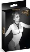 Bijoux Pour Toi Фиксация: упряжь на грудь Миа Harnais de corps elastique Mia - Секс шоп Мир Оргазма