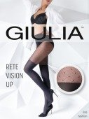 Колготки с имитацией чулок Rete Vision Up модель N2 S (60 den) - Секс шоп Мир Оргазма