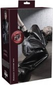 Фиксация, имитирующая спальный мешок Imitation Leather Sleepsack by fetish collection - Секс шоп Мир Оргазма