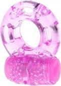 Эрекционное кольцо с вибрацией Onjoy Vibration Ring - Секс шоп Мир Оргазма