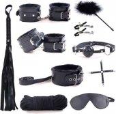 Секс-набор для бондажа onjoy bdsm starter kit черный (10 предметов) - Всероссийский ОнЛайн секс шоп - Секс Заказ .Ру. Интернет магазин Секс товаров. Только у нас отличный выбор товаров для секса по самым низким ценам и быстрой доставкой по России!</