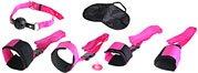 Набор: наручники, наножники, кляп, маска Pink Passion Bondage Kit - Всероссийский ОнЛайн секс шоп - Секс Заказ .Ру. Интернет магазин Секс товаров. Только у нас отличный выбор товаров для секса по самым низким ценам и быстрой доставкой по России!</