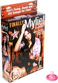 Кукла finally mylie (3 отверстия) - Секс шоп Мир Оргазма