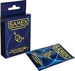 Салфетки Samex влажные для продления эрекции (сильный эффект) - Секс шоп Мир Оргазма